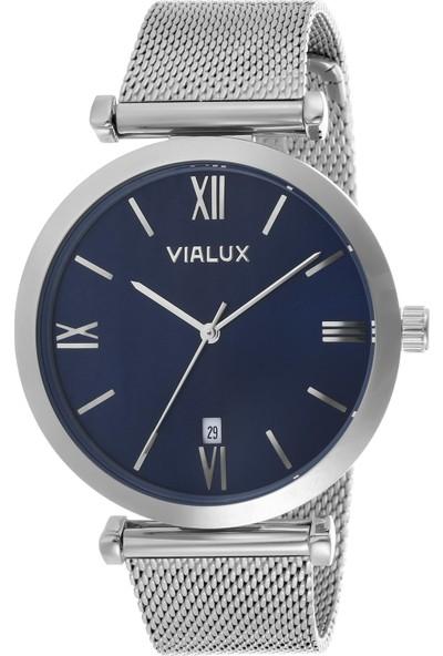 Vialux - VS457S-11SS Erkek Kol Saati