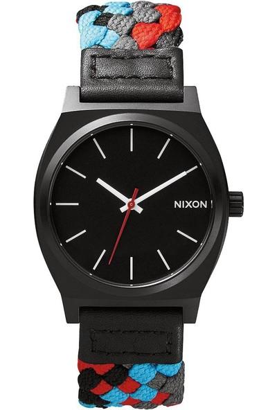 Nixon Time Teller Black / Red Women - A0 Kadın Kol Saati