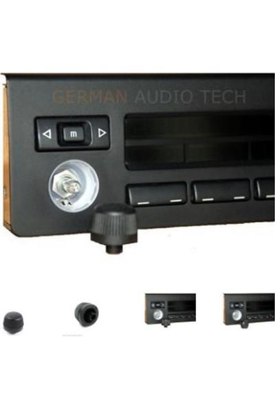 Vipkrom Bmw 7 Serisi E38 Kasa 5 Serisi E39 Kasa X5 E53 Kasa Kasa Radio Ses Düğmesi 075