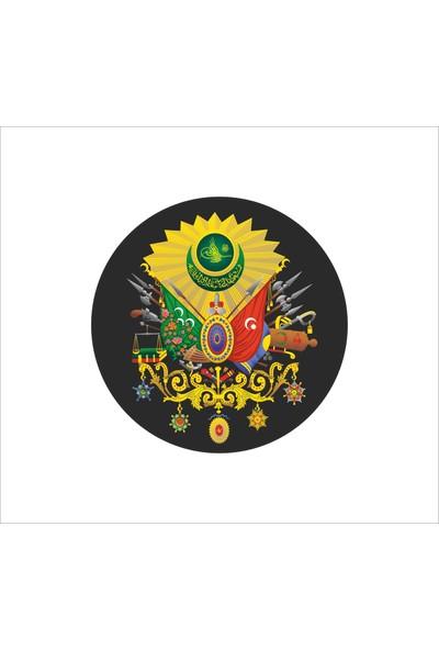 Stickermarket Osmanlı Devlet Arması Sticker