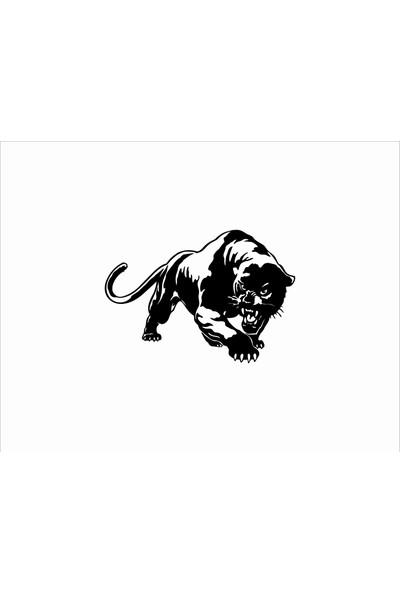 Stickermarket Puma Sticker Siyah