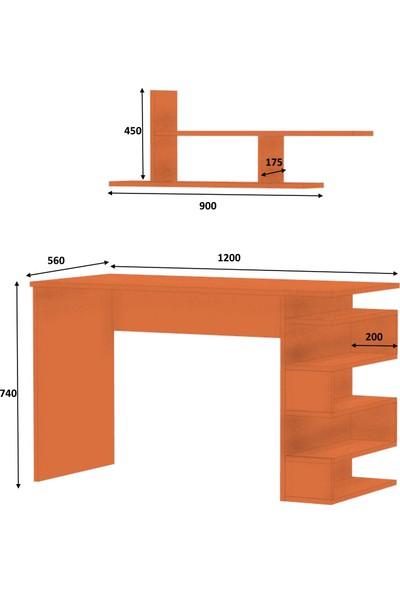 Dmodül Mikro Çalışma Masası 120 cm