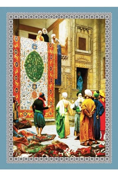Popvitrin Tablo Halı - Saray 50 x 70 cm