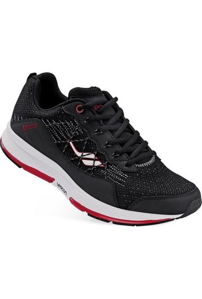 Lescon L-5025 Siyah Erkek Easystep Spor Ayakkabı