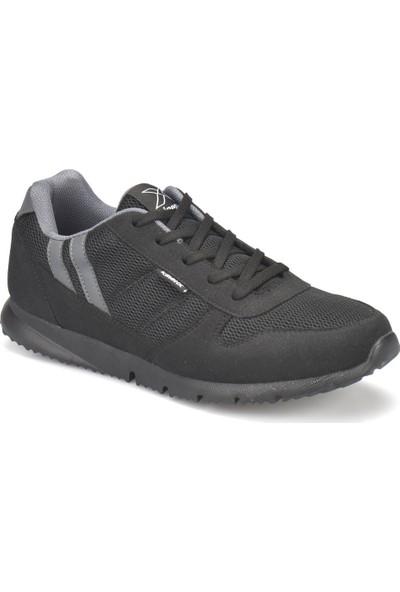 Kinetix Cordelia Mesh M Siyah Gri Erkek Sneaker