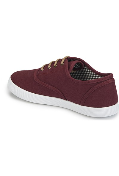 Polaris 81.355070.M Bordo Erkek Sneaker