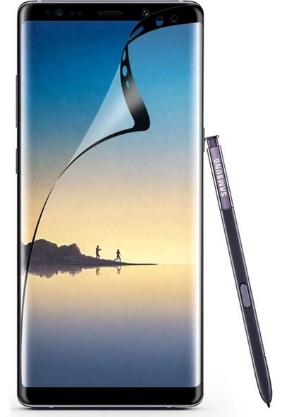 Splat Samsung Galaxy Note 8 Kalkmaz Kavisli Ön Arka Ekran Koruyucu