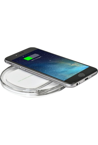 Fantasy Qi Wireless Kablosuz Şarj Cihazı