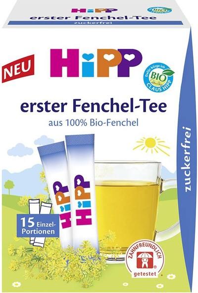 Hipp Organik Rezene Çayı 5,4 gr