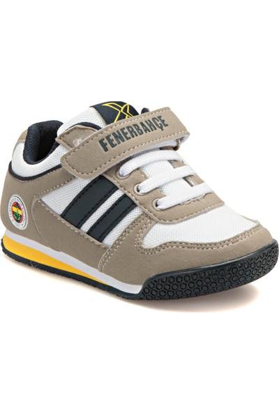 Fb A1310034 Beyaz Lacivert Erkek Çocuk Sneaker