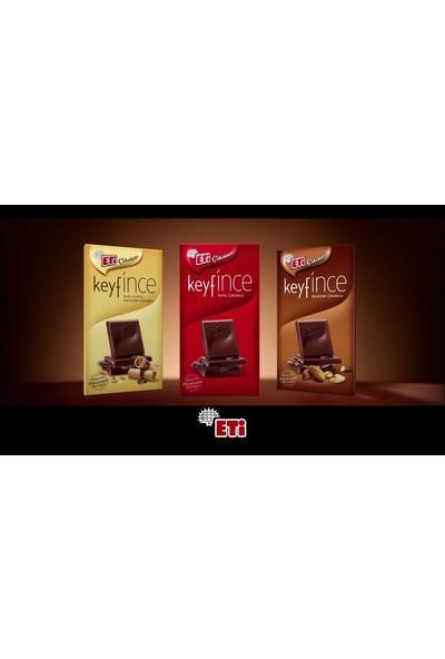 Eti Keyf İnce Sütlü Çikolata 12 li pk