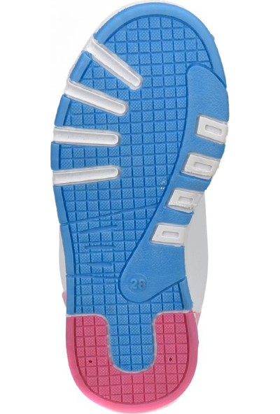 Kinetix Rames Fuşya Beyaz Mavi Kız Çocuk Sneaker
