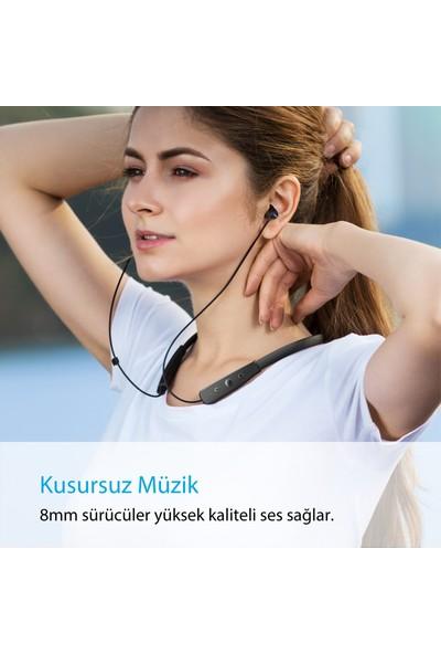 Anker SoundBuds Lite IPX5 Suya Dayanıklı ve Dahili Mikrofonlu CVC 6.0 Gürültü Önleyicili Bluetooth Kulaklık - A3271H11