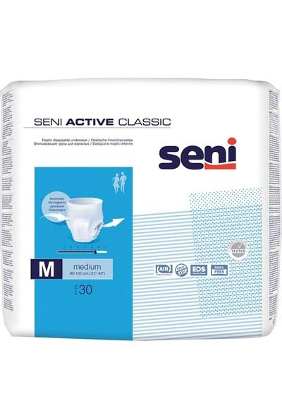 Seni Active Classic Unisex Emici Külot