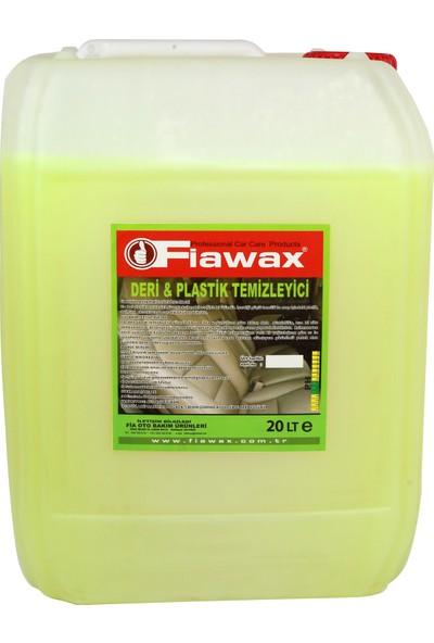 Fiawax Deri Plastik Temizleyici 20 Lt