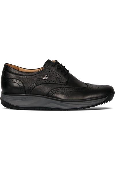 Sail Laker's Siyah Günlük Ayakkabı