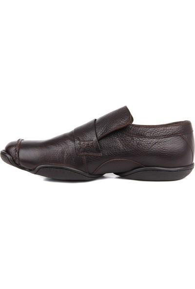 Sail Laker's Kahverengi Günlük Ayakkabı