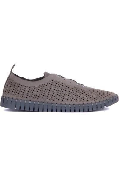 Sail Laker's Gri Günlük Erkek Ayakkabı