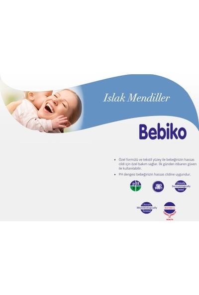 Vip Baby Active&Soft 4 Numara Maxi Plus 60 Adet Bebek Bezi + Islak Mendil