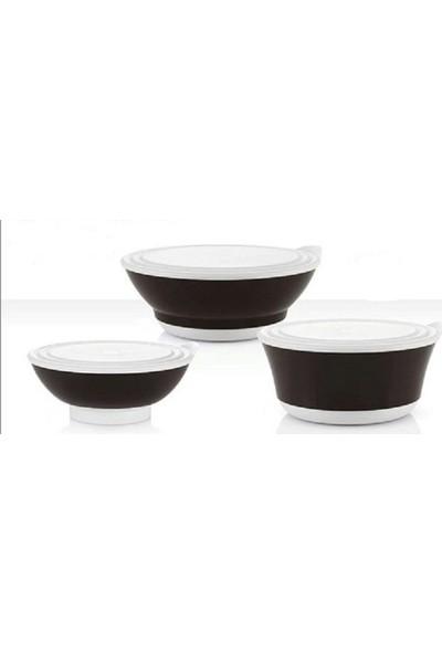 Tupperware Damla Siyah İnci ( Saklama Kabı )