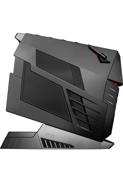 MSI AEGIS Ti3 8RE SLI-007EU Intel Core i7 8700K 64GB 3TB + 512 GB SSD GTX1080 SLI Windows 10 Home Masaüstü Bilgisayar