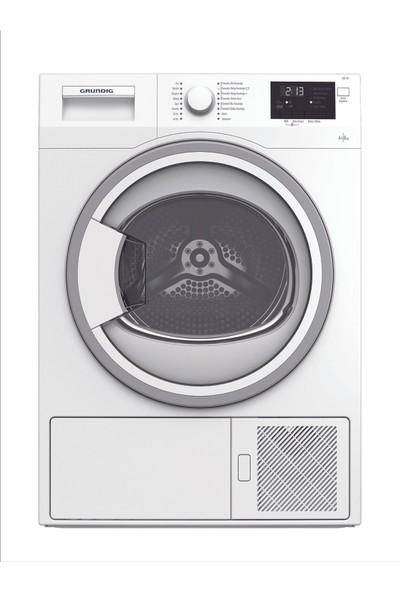 Grundig GDH 82 A++ 8 Kg (ısı Pompalı) Çamaşır Kurutma Makinesi