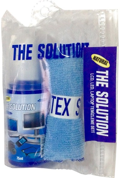 The Solution LCD Ekran Temizleyici 75ml