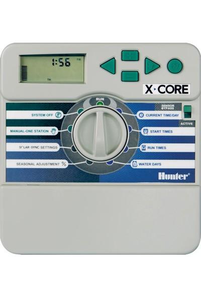 Hunter XC-601i-E 24V Elektrikli 6 Hat Sulama Zaman Saati