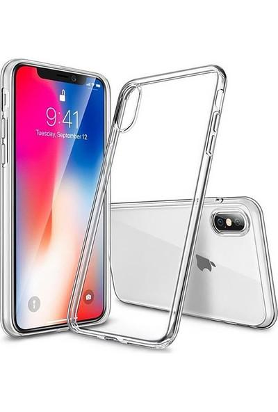 Dark iPhone X 0,5mm İnce Şeffaf Kılıf (DK-AC-CPIXKL2)