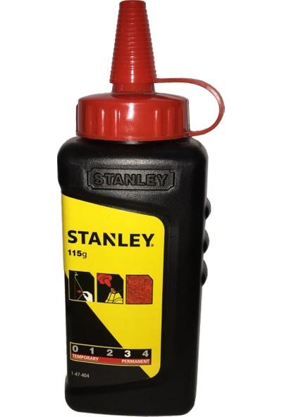 Stanley St147404 Çizim İpi Boyası Kırmızı Renk
