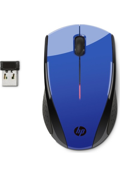 HP Wireless X3000 Mavi Mouse (N4G63AA)