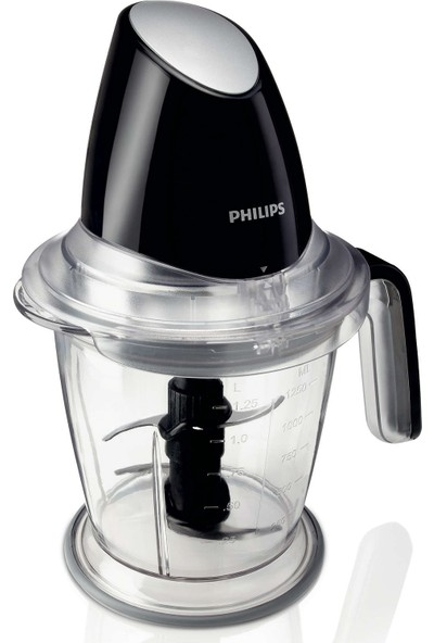 Philips Viva Collection HR1398/80 500 W Doğrayıcı