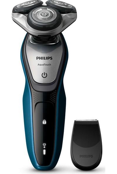 Philips 5000 Serisi S5420/06 Islak Kuru Şarjlı Tıraş Makinesi
