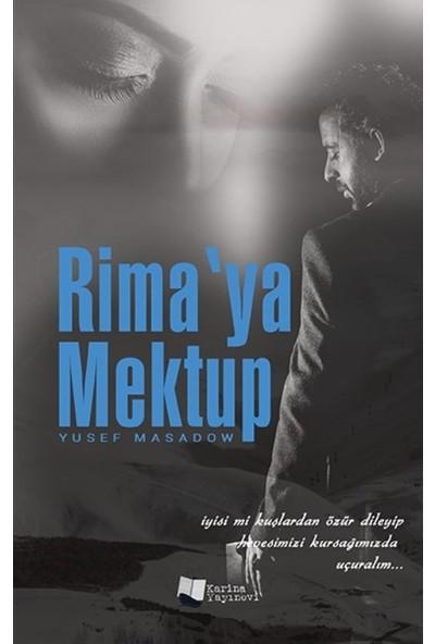 Rima'ya Mektup - Yusef Masadow
