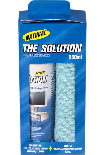 The Solution LCD Ekran Temizleyici 250ml