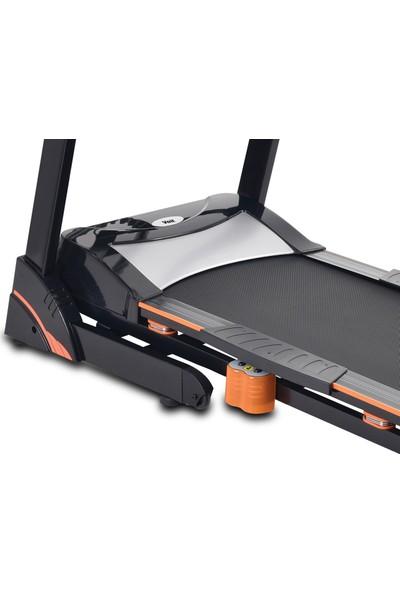 Voit Astra 3 HP AV Motorlu, Otomatik Eğimli Koşu Bandı Siyah