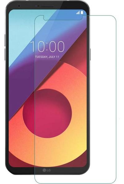 Microcase LG Q6 Tempered Glass Cam Ekran Koruyucu