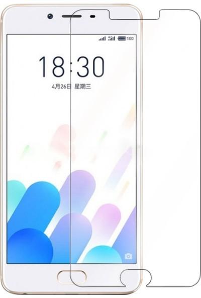 Microcase Meizu E2 Tempered Glass Cam Ekran Koruyucu