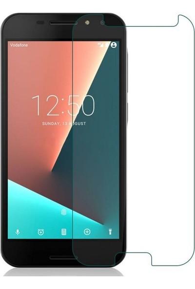 Microcase Vodafone Smart N8 Nano Glass Esnek Cam Ekran Koruyucu