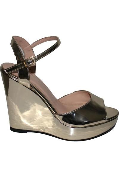 Efem 899 Rugan Deri Ayakkabı