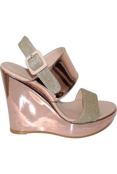 Efem 17-8 Rugan Deri Ayakkabı
