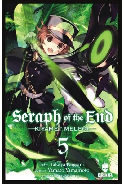 Seraph Of The End - Kıyamet Meleği # Cilt 5Takaya Kagami