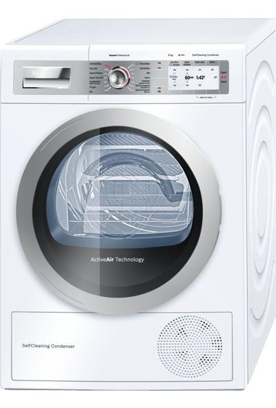 Bosch WTY88860TR 112 lt A+++ Çamaşır Kurutma Makinesi Beyaz