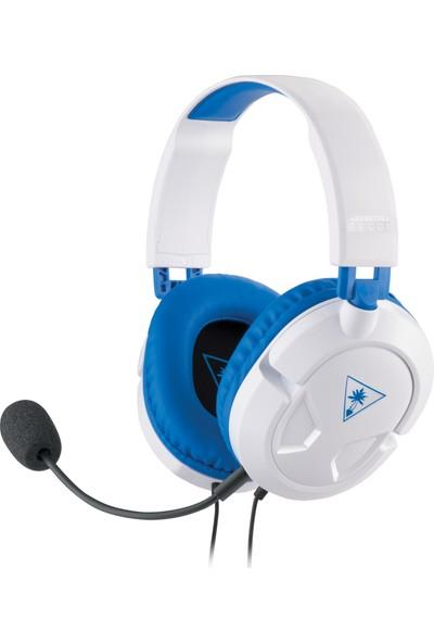 Turtle Beach Recon 60P PS4 Kulaküstü Kulaklık Beyaz