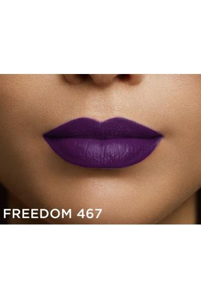 L'Oréal Paris Color Riche x Balmain Collection Rock Woman Mat Ruj 467 Freedom