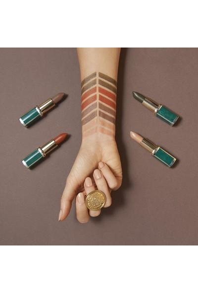 L'Oréal Paris Color Riche x Balmain Collection Safari Woman Mat Ruj 648 Glamazone