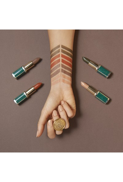 L'Oréal Paris Color Riche x Balmain Collection Safari Woman Mat Ruj 905 Balmain Instinct