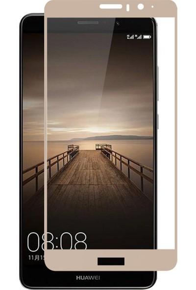 Microsonic Huawei Mate 9 Tam Kaplayan Temperli Cam Ekran koruyucu Film