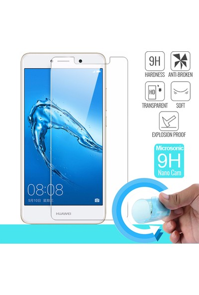 Microsonic Huawei Y7 Prime Nano Cam Ekran koruyucu film