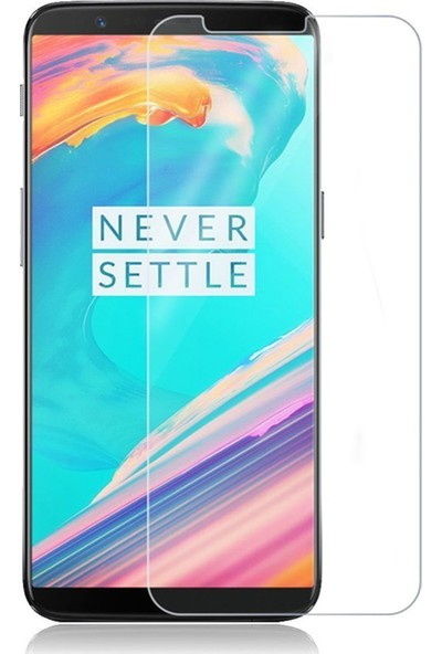 Microsonic OnePlus 5T Nano Cam Ekran koruyucu film